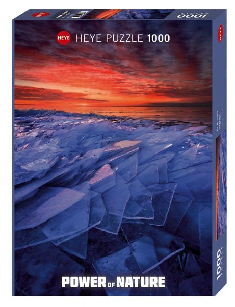 1000PC PUZZLE - ICE LAYERS - 29862