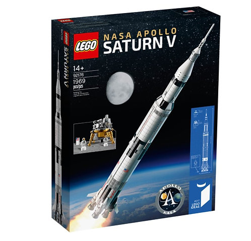 LEGO® IDEAS - NASA APOLLO SATURN V - 92176