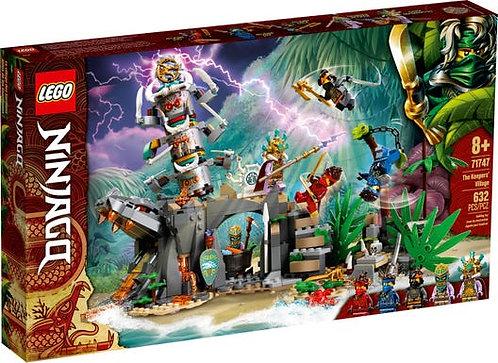 LEGO® NINJAGO - THE KEEPER'S VILLAGE - 71747
