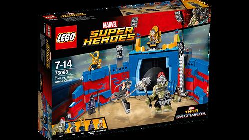 LEGO® SUPER HEROES - THOR VS HULK ARENA CLASH