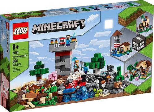 LEGO® MINECRAFT - THE CRAFTING BOX 3.0 - 21161