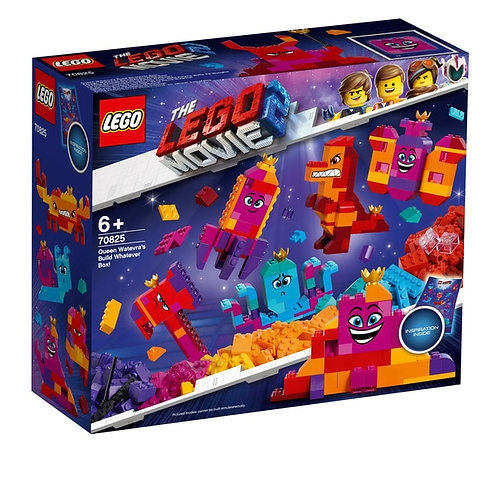 LEGO® LEGO MOVIE - QUEEN WATEVRA'S BUILD WHATEVER BOX !