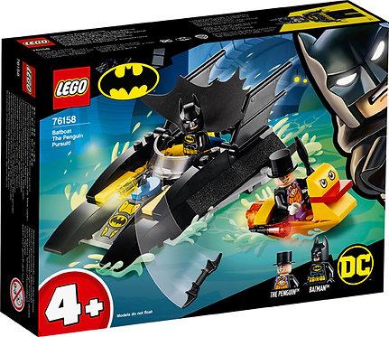 LEGO® SUPER HEROES - BATBOAT THE PENGUIN PURSUIT - 76158