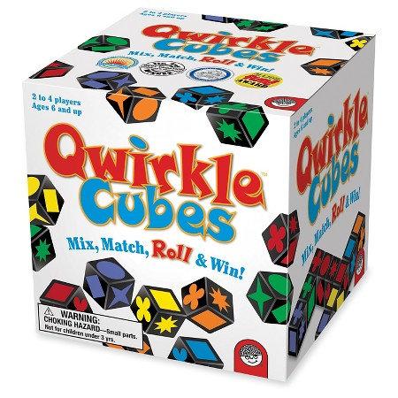 MINDWARE - QWIRKLE CUBES GAME