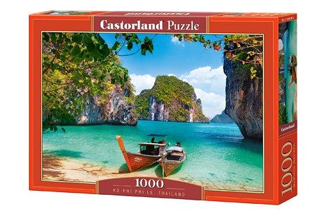 1000PC PUZZLE - KO PHI PHI LE THAILAND - 104154