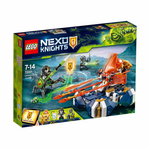 LEGO® NEXO KNIGHTS - LANCE'S HOVER JOUSTER