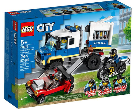 LEGO® CITY - POLICE PRISONER TRANSPORT - 60276
