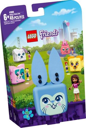 LEGO® FRIENDS - ANDREA'S BUNNY CUBE - 41666