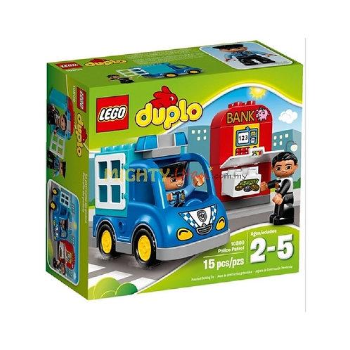 LEGO DUPLO - POLICE PATROL