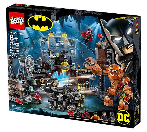 LEGO® SUPER HEROES - BATCAVE CLAYFACE INVASION - 76122