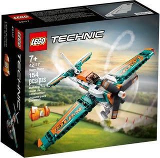 LEGO® TECHNIC - RACE PLANE - 42117