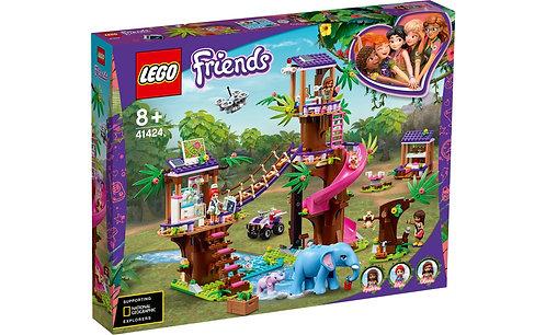 LEGO® FRIENDS - JUNGLE RESCUE BASE - 41424