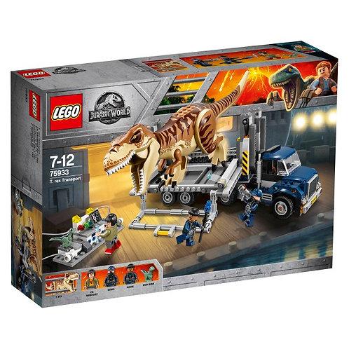 LEGO® JURASSIC WORLD - T.REX TRANSPORT