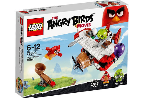 LEGO® THE ANGRY BIRDS MOVIE - PIGGY PLANE ATTACK
