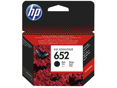 HP 652 BLACK INK