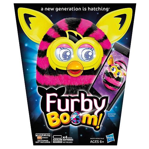 FURBY BOOM - PINK & BLACK