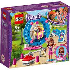 "LEGO® FRIENDS -OLIVIA""S HAMSTER PLAYGROUND"