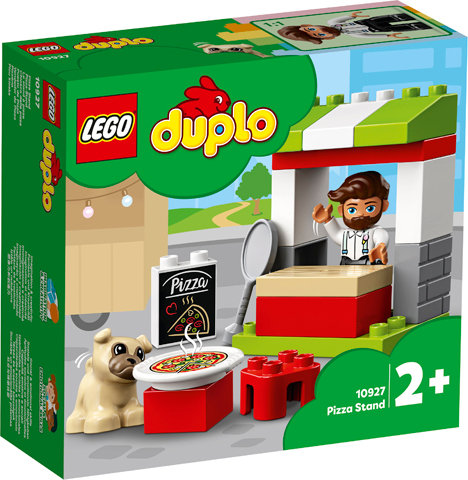 LEGO® DUPLO - PIZZA STAND - 10927