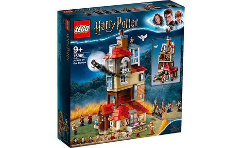 LEGO® HARRY POTTER - ATTACK ON THE BURROW - 75980