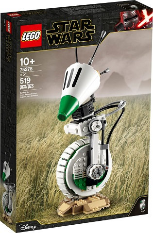 LEGO® STAR WARS - D-0 - 75278