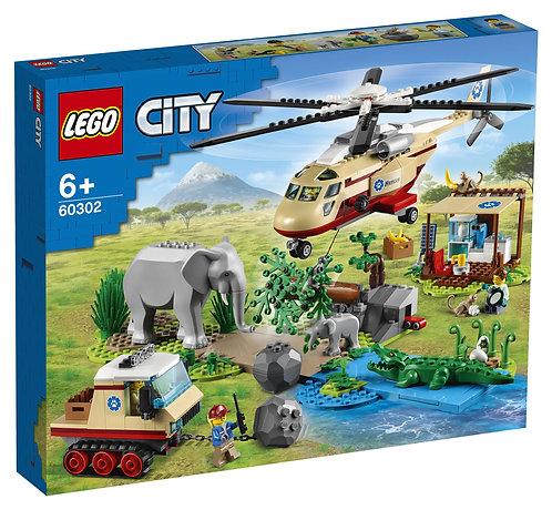 LEGO® CITY- WILDLIFE RESCUE OPERATIO - 60302