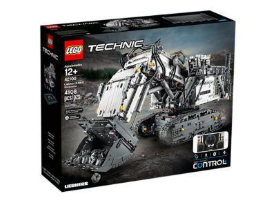 LEGO® TECHNIC - LIEBHERR R 9800 EXCAVATOR - 42100