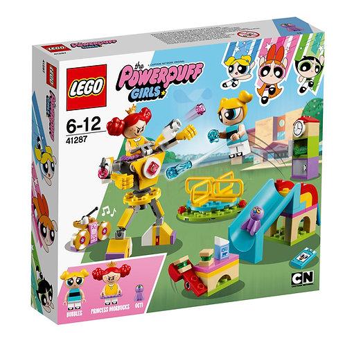 LEGO® POWER PUFF GIRLS - BUBBLES PLAYGROUND SHOWDOWN
