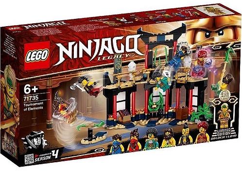 LEGO® NINJAGO - TOURNAMENT OF ELEMENTS - 71735