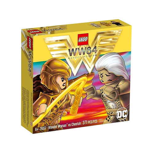 LEGO® SUPER HEROES - WONDER WOMAN VS CHEETAH - 76157