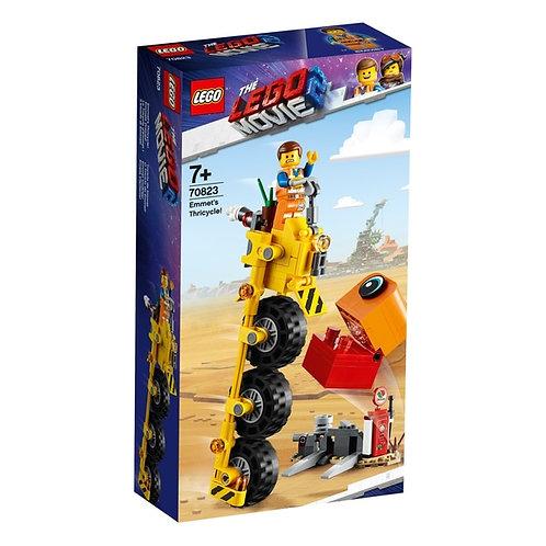 LEGO® LEGO MOVIE - EMMET'S THRICYCLE !
