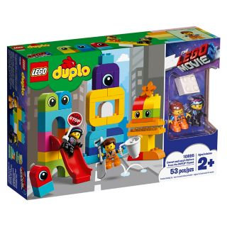 LEGO® DUPLO - EMMET AND LUCY'S VISITORS FROM THE DUPLO PLANET