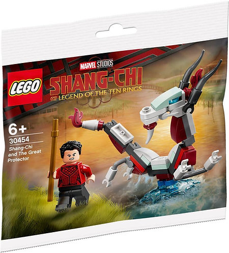 LEGO® SUPER HEROES - SHANG - CHI AND THE GREAT PROTECTOR - 30454