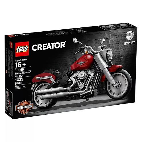 LEGO® CREATOR EXPERT - HARLEY-DAVIDSON FAT BOY - 10269