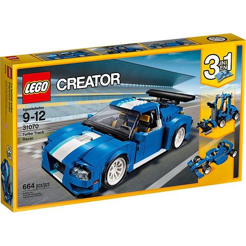 LEGO® CREATOR - TURBO TRACK RACER - 31070