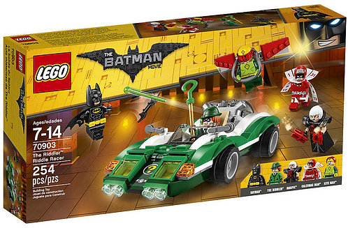 LEGO® BATMAN MOVIE - THE RIDDLER - RIDDLE RACER