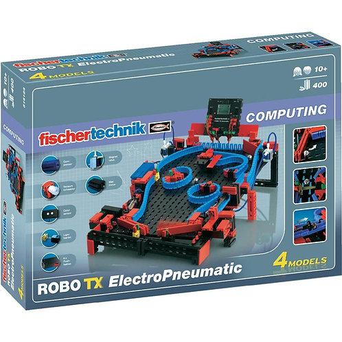 FISCHER TECHNIK - COMPUTING - ROBO TX ELECTROPNEUMATIC