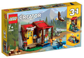 LEGO® CREATOR - OUTBACK CABIN - 31098