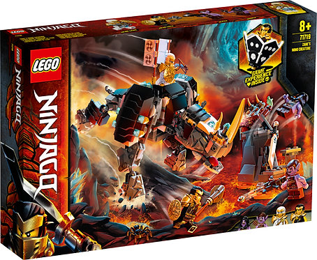 LEGO® NINJAGO - ZANE'S MINO CREATURE - 71719