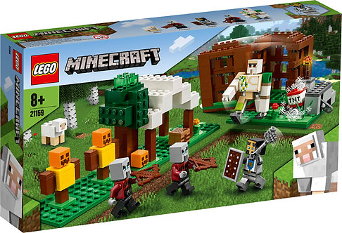 LEGO® MINECRAFT - THE PILLAGER OUTPOST - 21159