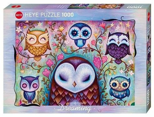 1000PC PUZZLE - GREAT BIG OWL - 29768