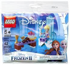 LEGO® DISNEY - FROZEN II - ELSA'S WINTER THRONE - 30553