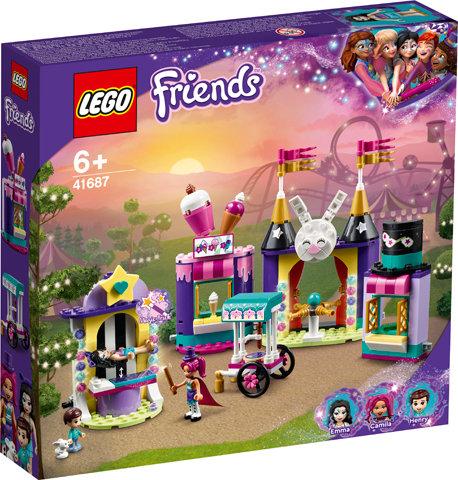 LEGO® FRIENDS - MAGICAL FUNFAIR STALLS - 41687