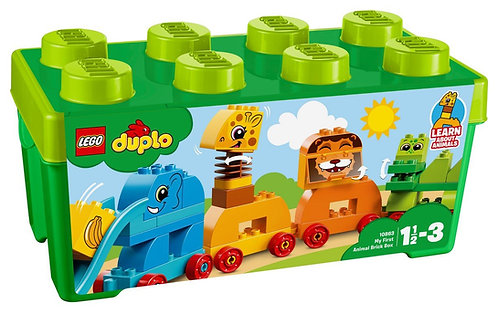 LEGO® DUPLO - MY FIRST ANIMAL BRICK BOX