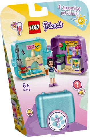 LEGO® FRIENDS - EMMA'S SUMMER PLAY CUBE - 41414