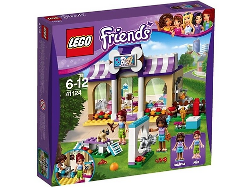 LEGO® FRIENDS - HEARTLAKE PUPPY DAYCARE