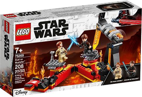 LEGO® STAR WARS - DUEL ON MUSTAFAR - 75269