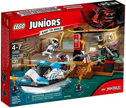 LEGO® JUNIORS - ZANE'S NINJA BOAT PURSUIT