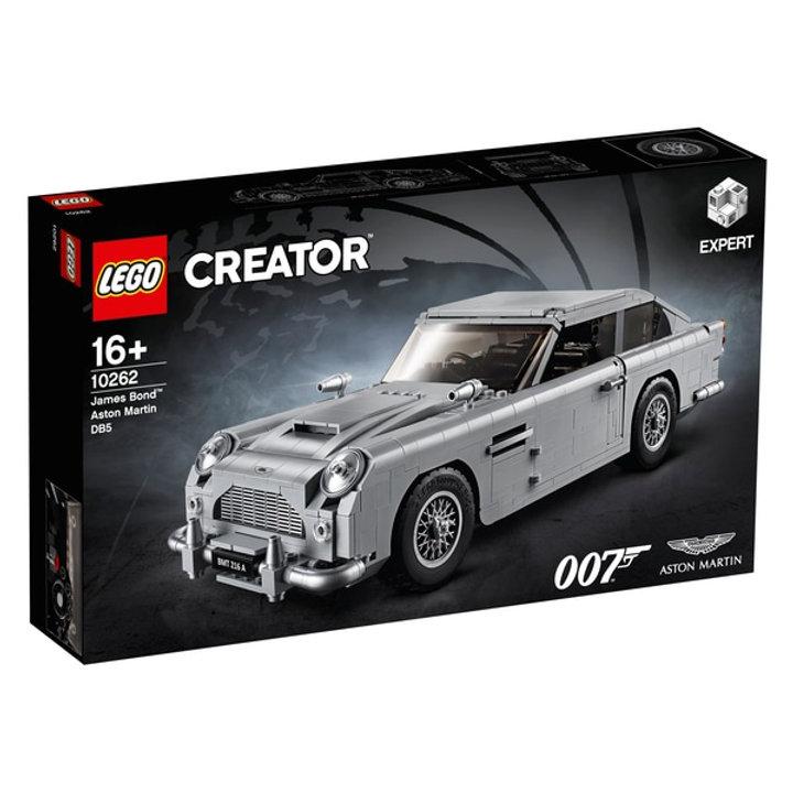 LEGO® CREATOR EXPERT - JAMES BOND ASTON MARTIN DB5
