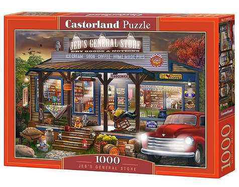 1000PC PUZZLE - JEB'S GENERAL STORE - 104505