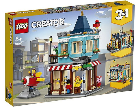 LEGO® CREATOR - TOWNHOUSE TOY STORE - 31105